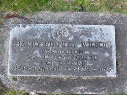 Harry Stanley Wilson