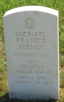 Michael Francis Feeney