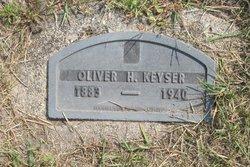 Harvey Oliver Keyser