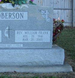 Rev William Frank Roberson