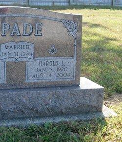 Harold Levene Spade