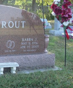 Karra Joan <I>Mikeworth</I> Trout