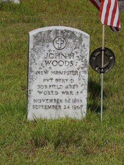 John Holland Wood