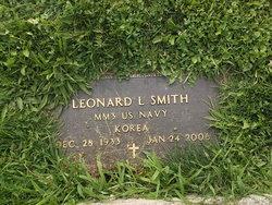 "Leonard L. ""Bud"" Smith"