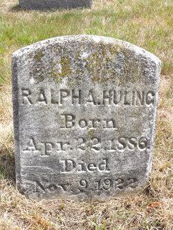 Ralph Augustus Huling
