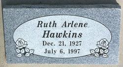 Ruth Arlene Hawkins