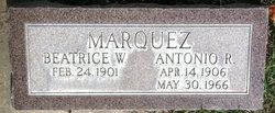 Antonio Romirez Marquez