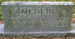 Josey A. Medlin