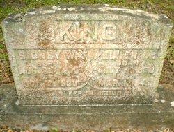 Sidney Washington King