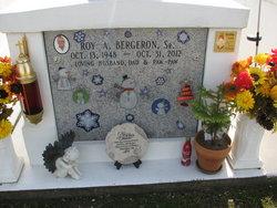 Roy Anthony Bergeron, Sr