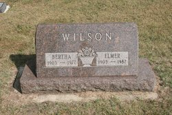 Bertha G <I>Ulvestad</I> Wilson