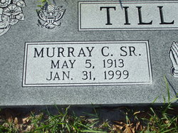 Murray C Tillman, Sr