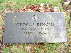 George Renouf