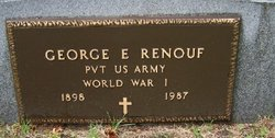 George E Renouf