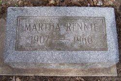 Martha Rennie