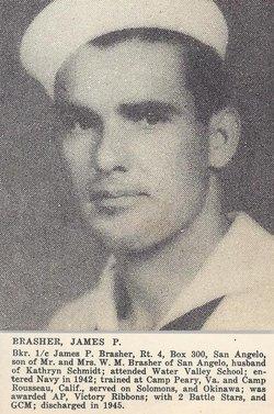 James Perry Brasher, Sr