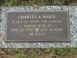 """Charles Allen """"Charlie"""" Maier"""