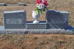 Earl Ray Anderson