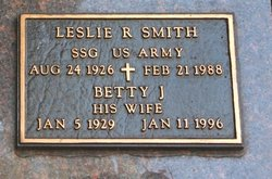Betty J Smith