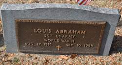 Louis Abraham
