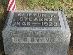 Clifton Stearns