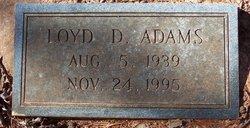 Loyd Daniel Adams