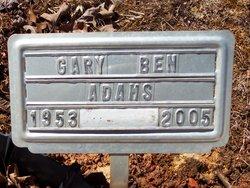Gary Ben Adams