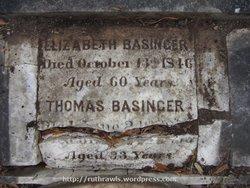 Thomas Elisha Basinger