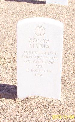 Sonya Maria Garcia