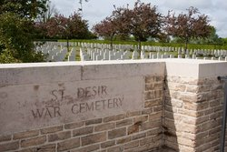 Saint Desir War Cemetery