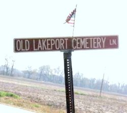 Old Lakeport Cemetery