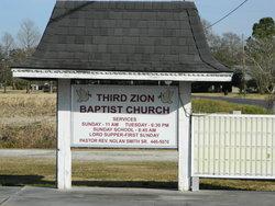 Third Zion Cemetery