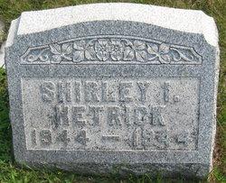 Shirley Hetrick