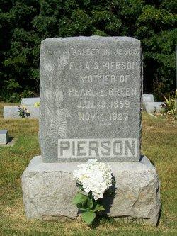 Ella S Pierson