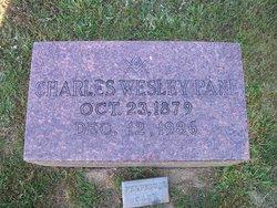 Charles Wesley Pane