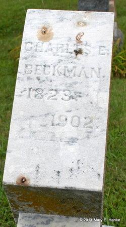 Charles E Beckman