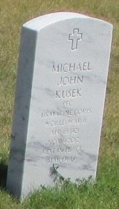 """Michael John """"Mike"""" Kusek"""