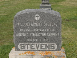 William Arnott Stevens