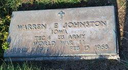 Warren Johnston