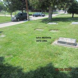 John Pringle McOmie