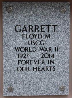 Floyd Marvin Garrett