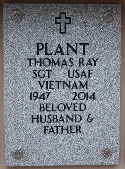 Thomas Ray Plant