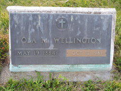 Ola May Wellington