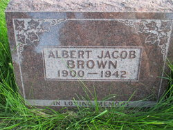 Albert Jacob Brown