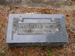 Margaret <I>Badon</I> May