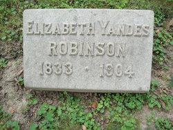Elizabeth Y. Robinson
