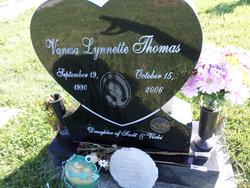 Vanesa Lynette Thomas