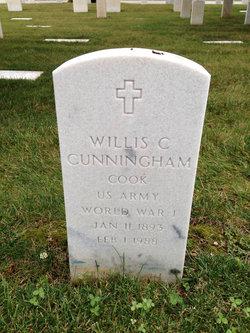Willis C Cunningham