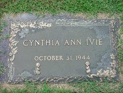 Cynthia Ann Ivie