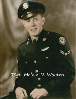 Sgt Melvin D. Wooten